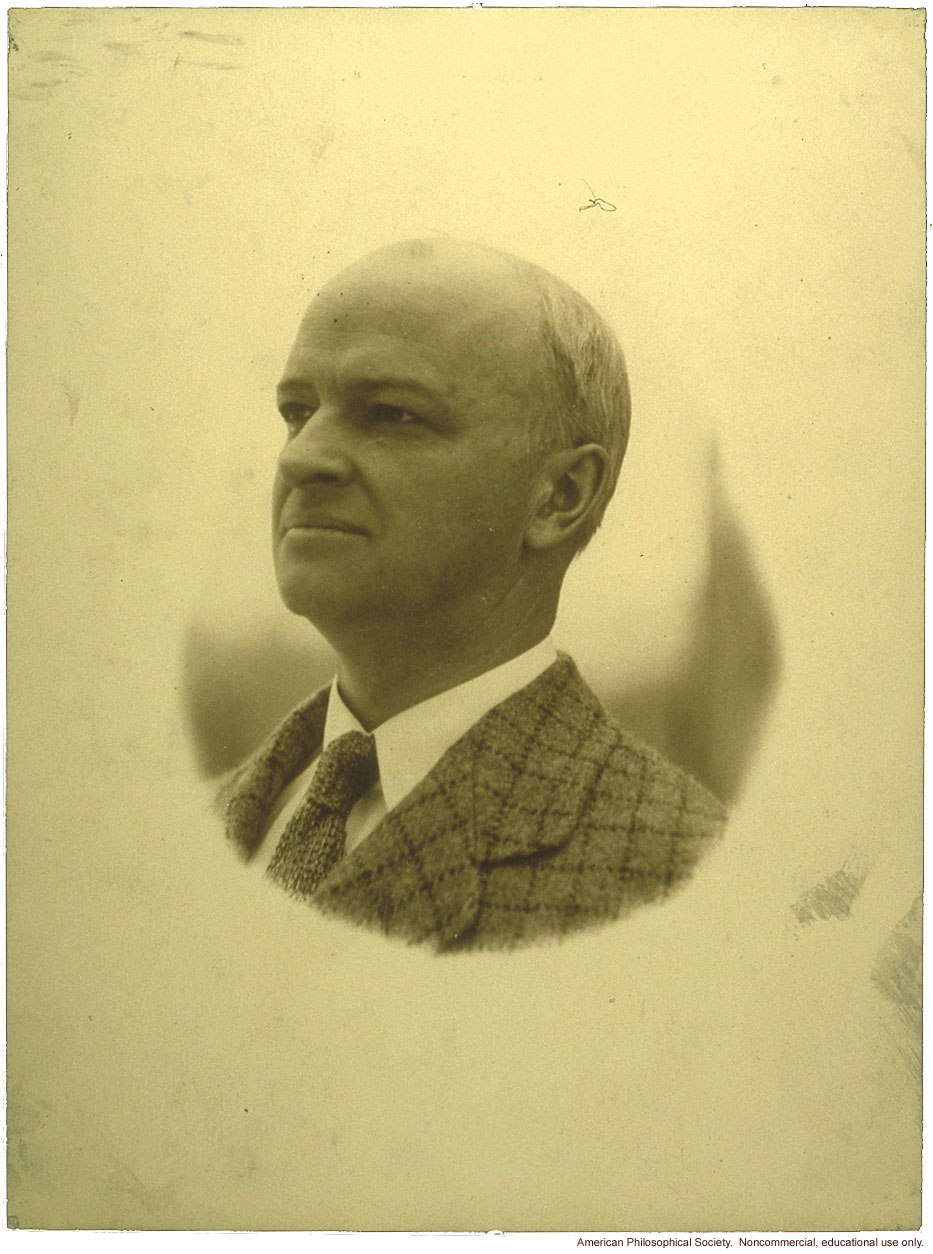 Harry H. Laughlin, Superintendent of Eugenics Record Office, Cold Spring Harbor; President, American Eugenics Society, 1928-29