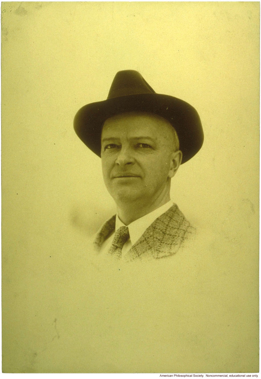 Harry H. Laughlin, Superintendent of Eugenics Record Office, Cold Spring Harbor; President, American Eugenics Society 1928-29