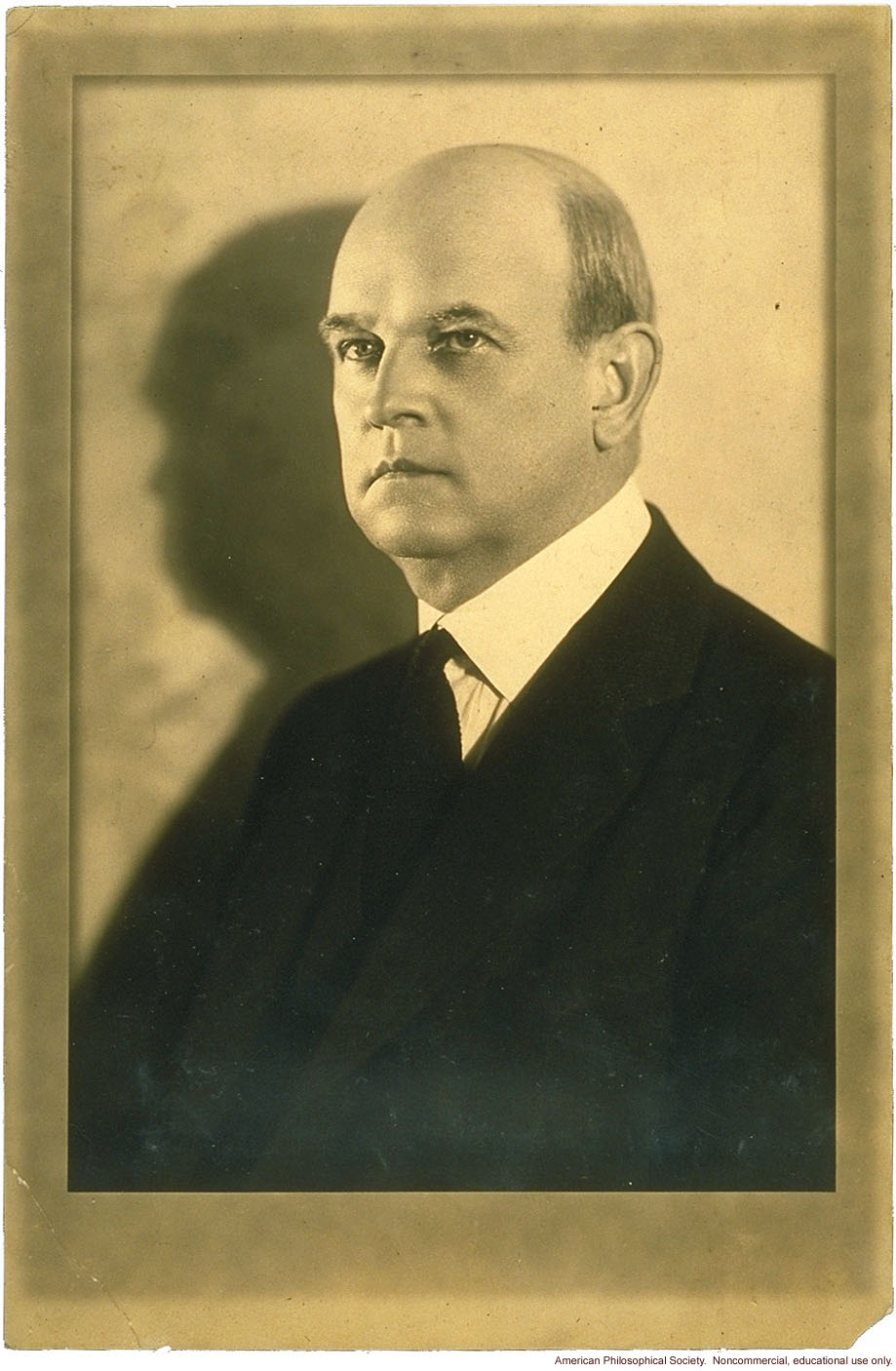 Harry Olson, Board of Directors, American Eugenics Society; Chief Judge of the Municipal Court of Chicago